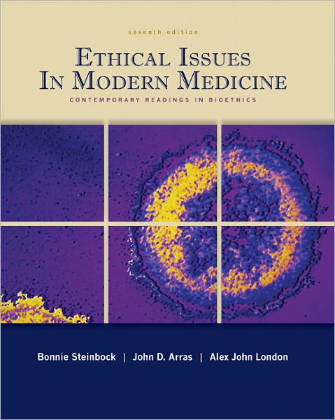 Ethical issues in medicine