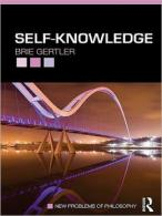 Self Knowledge - Brie Gertler