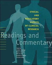 Ethical and Regulatory Aspects of Clinical Research - John Arras ed.
