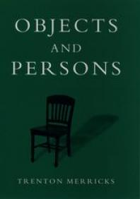 Objects and Persons - Trenton Merricks